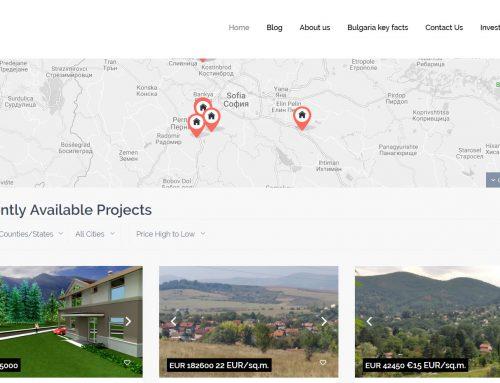 Платформа за недвижими имоти